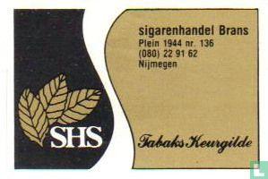 Sigarenhandel Brans Nijmegen