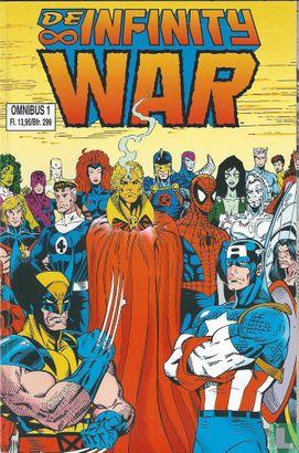 Infinity War omnibus 1 - Image 1