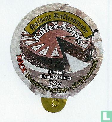 Goldene Kaffeestunde