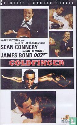 VHS video tape - Goldfinger
