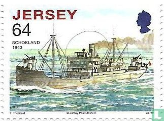 Jersey - Scheepsongelukken rond Jersey