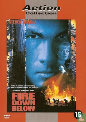 DVD - Fire Down Below