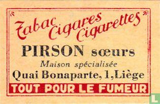 Tabac Pirson soeurs