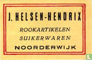 J. Helsen-Hendrix