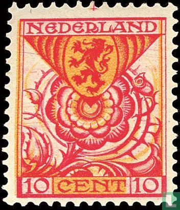 Kinderzegels (PM4) - Afbeelding 1