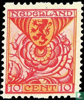 Kinderzegels (PM6) - Afbeelding 1