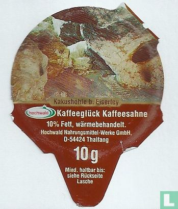 Hochwald - Kakushöhle b. Eiserley