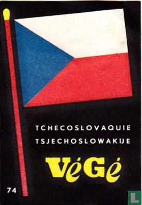 Tchecoslovaquie Tsjechoslowakije