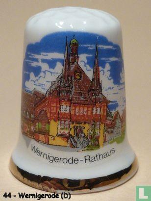 Wernigerode (D) - Stadhuis