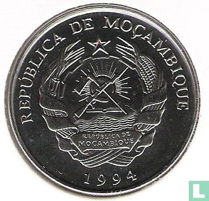 Mozambique - Mozambique 100 meticais 1994