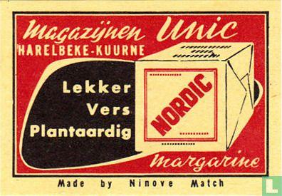 Nordic lekker vers plantaardig