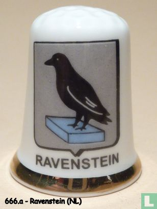 Wapen van Ravenstein (NL) - Image 1