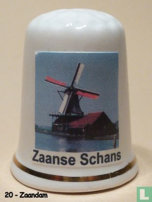 """Molen """" De Kat """"- Zaanse Schans"""