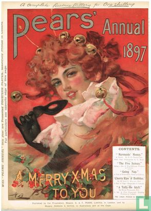 Pears' Annual 1897 - Image 1