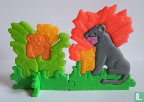 Ferrero - Panther Puzzle