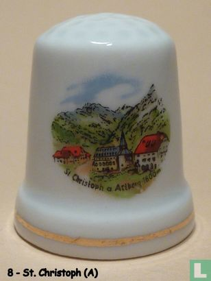 St. Christoph am Arlberg (A)