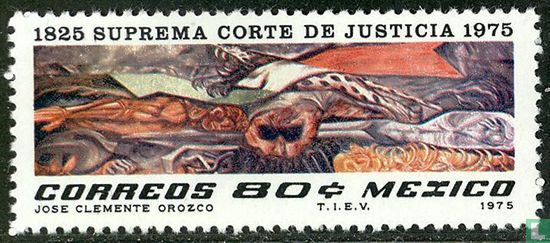 Mexico - 150 years of Mexican Supreme Court