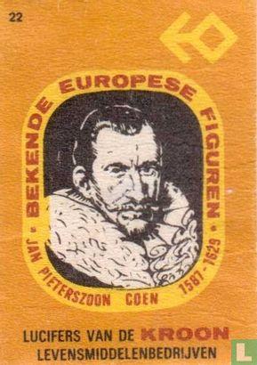 Jan Pieterzoon Coen  1587  1629