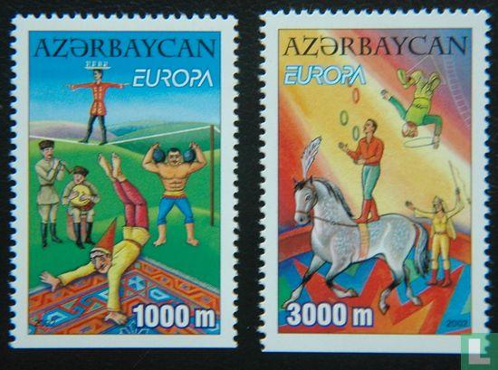 Azerbaijan - Europa – The Circus