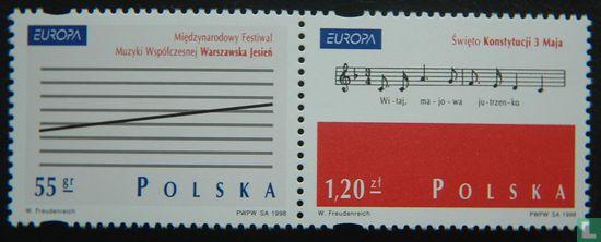 Polen [POL] - Europa – Feesten en nationale festivals