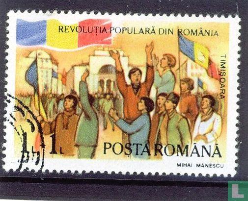 Roumanie [ROU] - Anniversaire de l'insurrection