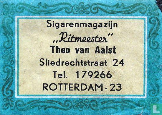 Sigarenmagazijn Ritmeester - Rotterdam