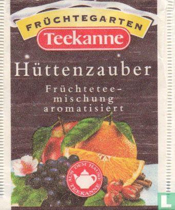 Teekanne - Hüttenzauber