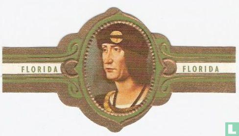 Florida - Koning Louis XII