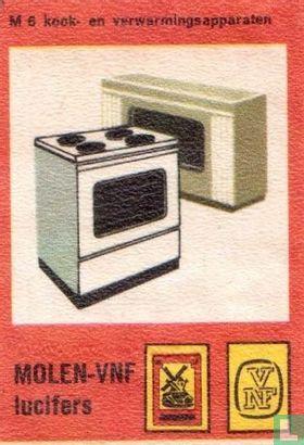 Kook en verwarmingsapperatuur