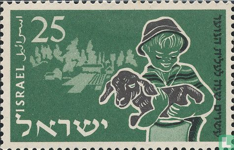 Israël - Jeugdimmigratie