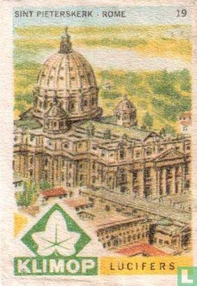 St Pieterskerk Rome
