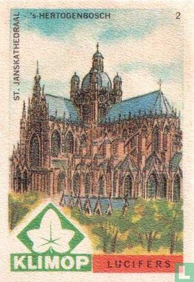 St Jans Cathedraal  s'Hertogenbosch