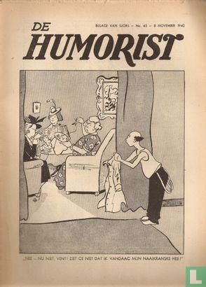 De Humorist [BEL] 45