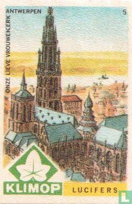 Onze Lieve vrouwenkerk Antwerpen