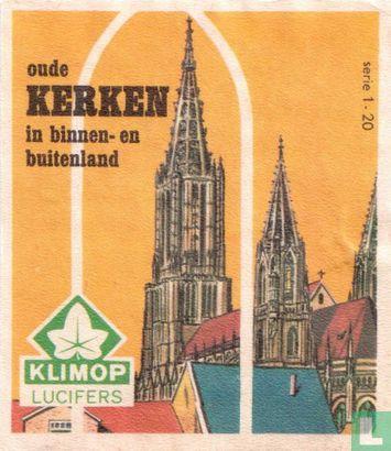 Kerken serie   1 t/m 20