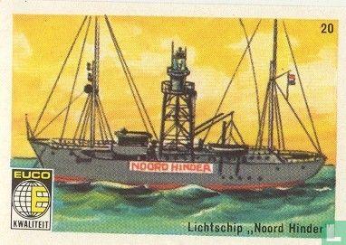 """Lichtschip """"Noord Hinder"""""""