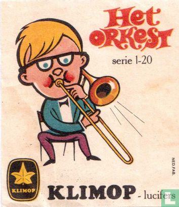 Het Orkest  serie 1 t/m 20