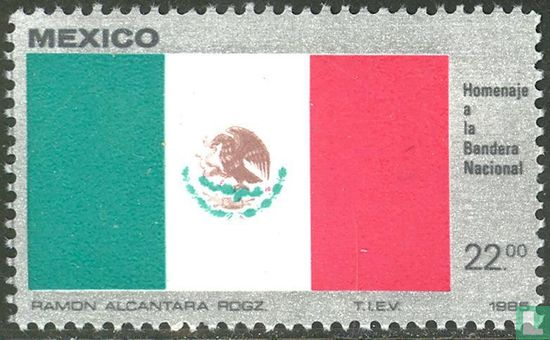 Mexico - Nationale vlag