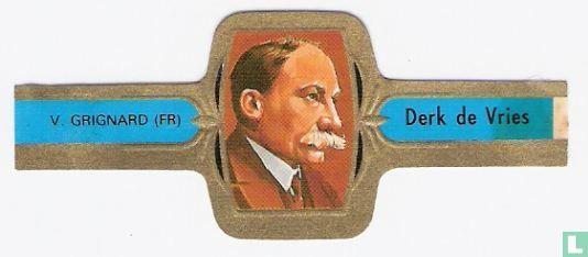 Derk de Vries - V. Grignard (FR)