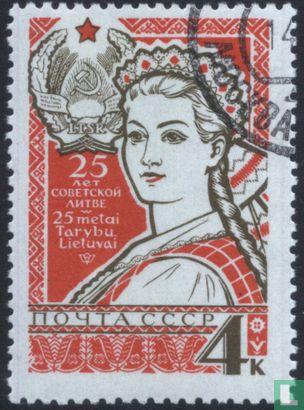 Soviet Union - Republic Estonie
