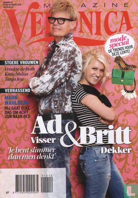 Veronica Magazine 10 - Image 1