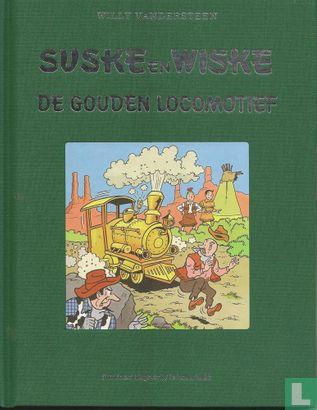 Willy and Wanda (Spike and Suzy, Bob & Bobette, Luke a...) - De gouden locomotief