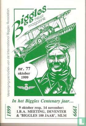 Biggles News Magazine 77 - Image 1