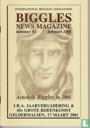 Biggles News Magazine 85 - Image 1