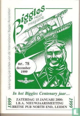 Biggles News Magazine 78 - Image 1
