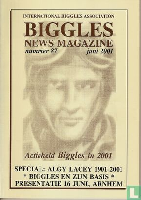 Biggles News Magazine 87 - Image 1
