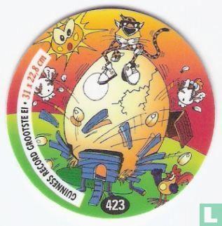Het ei van Chester   - Afbeelding 1