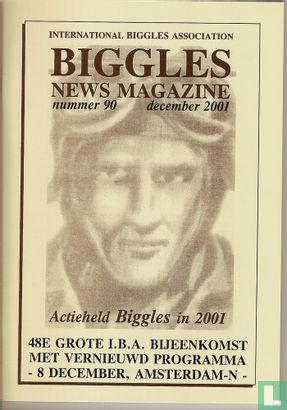 Biggles News Magazine 90 - Image 1