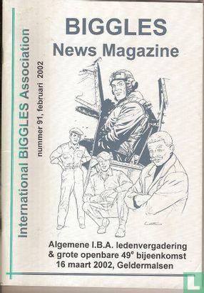 Biggles News Magazine 91 - Image 1