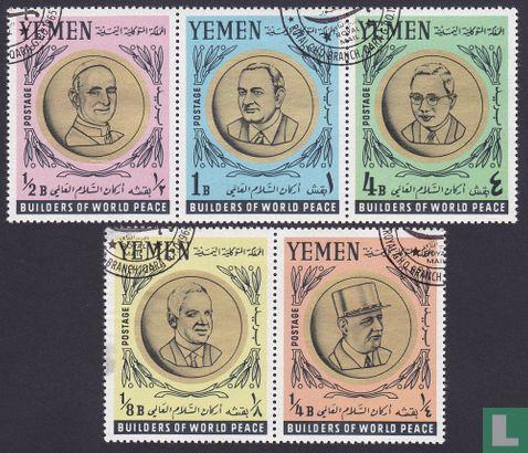 Yemen - Kingdom - Builders for world peace